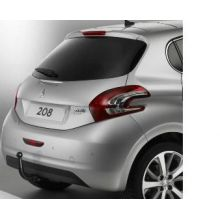 attelage rotule col de cygne peugeot 208. Black Bedroom Furniture Sets. Home Design Ideas